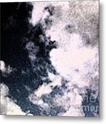 Up In The Clouds 2 Metal Print