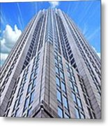 Up In The Sky Metal Print by Kenneth Mucke