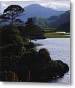 Upper Lake, Killarney, Co Kerry Metal Print