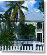 Urban Key West  Metal Print