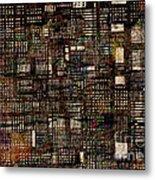 Urbanizacion   Metal Print