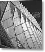 Us Air Force Academy Chapel 2 Metal Print
