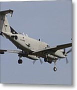 U.s. Army Rc-12x Guardrail Sigint Metal Print