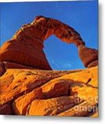 Utah - Delicate Arch 1 Metal Print