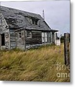 Vacant House Metal Print