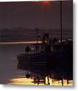 Valentia Island, County Kerry, Ireland Metal Print