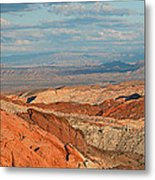 Valley Of Fire Nevada Metal Print