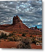 Valley Of The Gods II Metal Print by Robert Bales