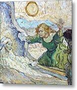 Van Gogh: Lazarus Metal Print