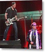 Van Halen-7241b Metal Print