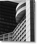 Vancouver Architecture Metal Print by Chris Dutton