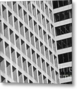 Vancouver Buildings Metal Print