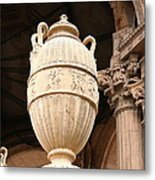 Vase - Palace Of Fine Art - San Francisco Metal Print