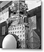 Venera 3 Exhibition Display, 1967 Metal Print