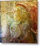 Venetian Maiden  Metal Print