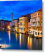 Venice 01 Metal Print