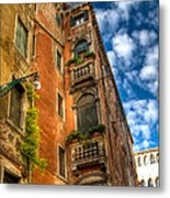 Venice Apartment  Metal Print