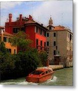Venice Canals 7 Metal Print