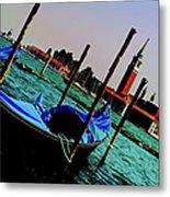 Venice In Color Metal Print