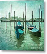 Venice Metal Print by Paul Grand