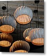 Vented Lights Metal Print