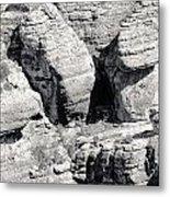 Vermilion Cliffs II Metal Print