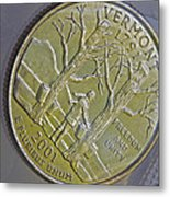 Vermont 2001 Metal Print