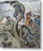 Verne: 20,000 Leagues, 1870 Metal Print