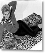 Vertigo, Kim Novak, 1958 Metal Print by Everett