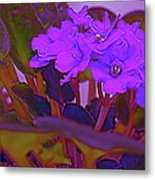 Very Violets  Metal Print