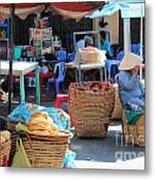 Vietnam Ctreet Metal Print