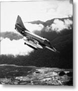 Vietnam War: A4 Skyhawk Metal Print