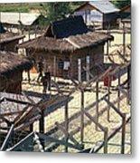 Vietnam War, Chu Lai, Vietnam, Prisoner Metal Print