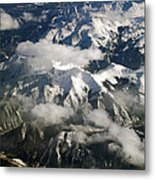 View From Above Metal Print