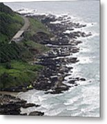 View From Cape Perpetua Metal Print