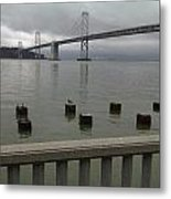 View From Embarcadero Metal Print