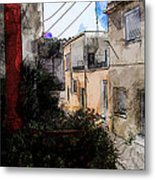 View From Kitchen Window --23 Metal Print