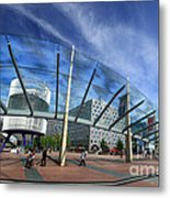 View From The O2  Metal Print