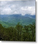 View From The Parkway Metal Print