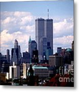 View From The Soldiers And Sailors Arch Brooklyn Metal Print