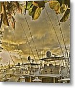 View From The Villa Metal Print