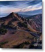 View From The Watchman Metal Print