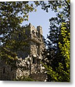 View Of Gillette Castle Metal Print