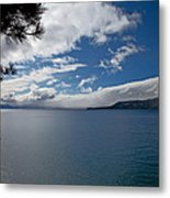 View Of Lake Tahoe Metal Print