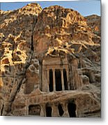 View Of Pequeña Petra Metal Print by Molina