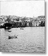 View Of Tophane - Istanbul - From The Sea - Turkey Metal Print