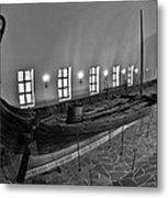 Vikingship Metal Print