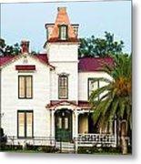Villa Villekulla The Pippi Longstocking House Amelia Island Florida Metal Print