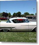 Vintage 1957 Cadillac . 5d16686 Metal Print