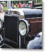 Vintage Dodge - Circa 1930's Metal Print